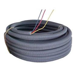 100m de gaine préfilée 3G2.5 + 2X1.5 - Cable