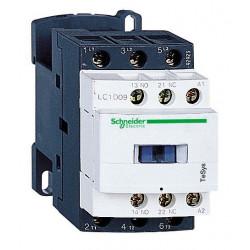 Contacteur TESYS LC1D 3P AC3 440V 9 A BOBINE 220 V CA - SCHNEIDER