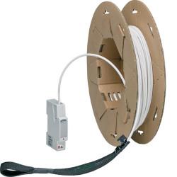 DTIO 1 fibre optique pré-câblée 30m (TN155) - HAGER