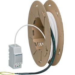 DTIO 4 fibres optiques pré-câblées et préconnectorisées 40m (TN163) - HAGER