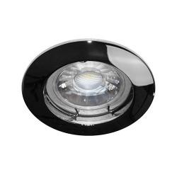Spot fixe Chromé GU10 max 50W (KSA100203) - INDIGO