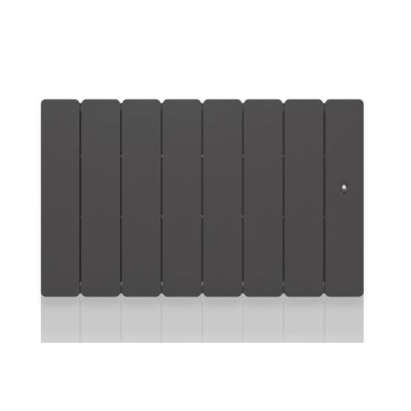 Radiateur bas 750W anthracite Bellagio Smart Ecocontrol (00N1702SEHS)