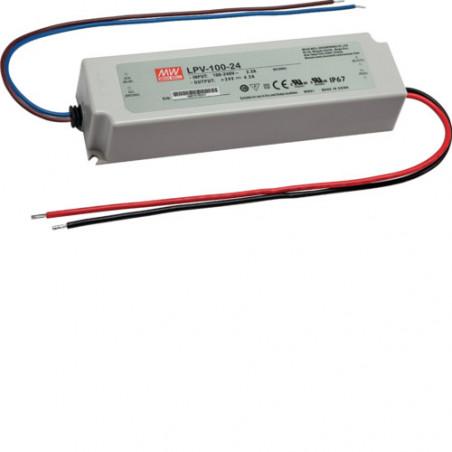 Transformateur 100W/24V pour LED bande pour plinthe SL (LEDTR100)