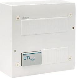 Coffret de communication ECO 8xRJ45 (TN304) - HAGER