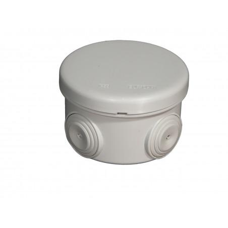 Boîte Dérivation ronde 60x40 IP55 (50001) - EUROHM