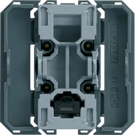 Interrupteur ou bouton poussoir avec neutre (WXF003)
