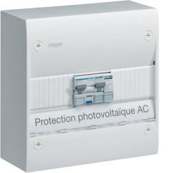 Coffret Gamma pour installation photovoltaique AC (GD113PVAC) - HAGER