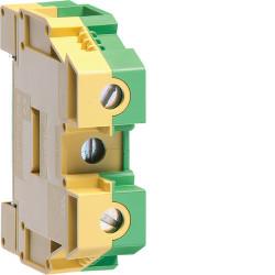 Borne vert-jaune 35mm²...