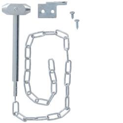 1 marteau bris de vitre avec chaînette et fixation (VZ198) - HAGER