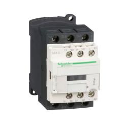 Contacteur TeSys LC1D - 3P - AC-3 440V - 18A - bobine 24Vcc (LC1D18BD) - SCHNEIDER