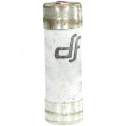 Fusible 10A gF 10,3x25,8 à voyant (27410) - EUROHM