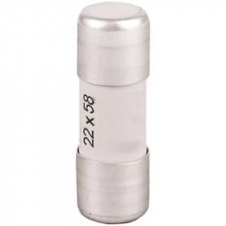 Fusible 50A gL/gG 22x58 sans percuteur (29050) - EUROHM