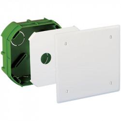 Boîte de dérivation maconnerie 100x100x40 (51104) - EUROHM
