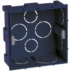 Boîte maconnerie 90x90x40 (52109) - EUROHM