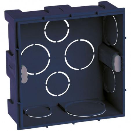 Boîte maconnerie 90x90x40 (52109)
