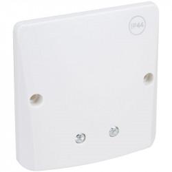 Sortie câble encast. IP44,  vis app. (60097) - EUROHM