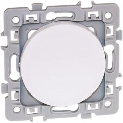 Obturateur blanc Square (60276) - EUROHM