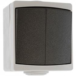 Dble VV IP55 gris (60702) - EUROHM