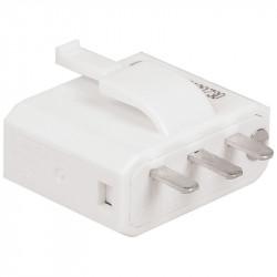 Fiche DCL 2P+T 6A/250V (61017)