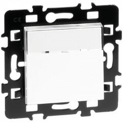 Bouton poussoir porte-étiquette (61806) - EUROHM
