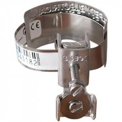 Collier d'équipotentialité 12cm (70511) - EUROHM
