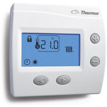 Thermostat d'ambiance digital KS (400104) - THERMOR