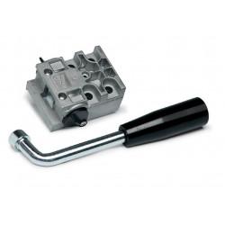 Déblocage avec clé à levier (001A4364) - CAME