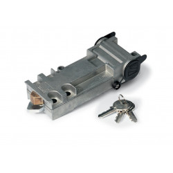 Déblocage avec clé personnalisée et cylindre EURO-DIN (001A4366) - CAME