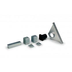 Accessoires pour installation du renvoi latéral (001E781A) - CAME