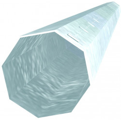 Tube acier Ep. 1mm (Long. 3m) (001FR0119) - CAME