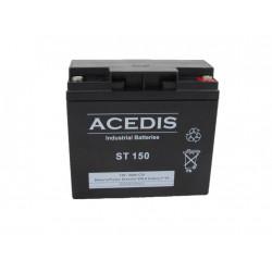 23ST150 Batterie 12V 19Ah...