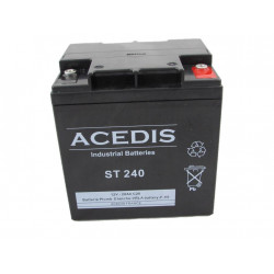 23ST240B Batterie 12V 28Ah...