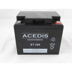 23ST380 Batterie 12V 40Ah...