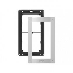 Cadre avec châssis porte-modules pour 2 modules (60020180) - CAME