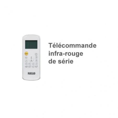 Climatiseur mobile avec télécommande (CAR 20130498) - CARRIER