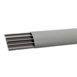 Goulotte de sol PVC 18x75 grise (AK75180) - HAGER