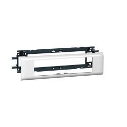 Support Mosaic 8 modules pour goulotte DLP monobloc avec couvercle 65mm (010958) - LEGRAND