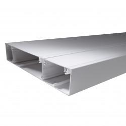 Goulotte GTL complète avec 3 couvercles DRIVIA 18 PREMIUM 65x355mm hauteur 2,45m à 2,60m (030068) - LEGRAND