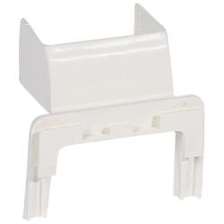 Adaptateur de cadre Mosaic pour pose en bout de moulure DLPlus 40x20mm (031647) - LEGRAND