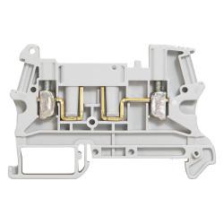 Bloc de jonction sectionnable à vis Viking3 avec 1 jonction ouvert à équiper (037180) - LEGRAND