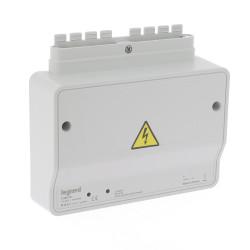 Boîtier d'alimentation gestion DALI pour 1 ou 2 circuits Mosaic pour gestion d'une pièce (048876) - LEGRAND