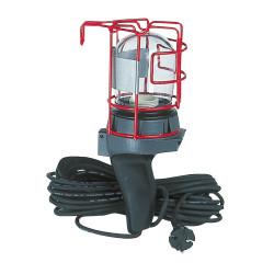 Baladeuse chantier 230V 75W maximum IP55 avec fiche 2P et cordon longueur 10m (062210) - LEGRAND