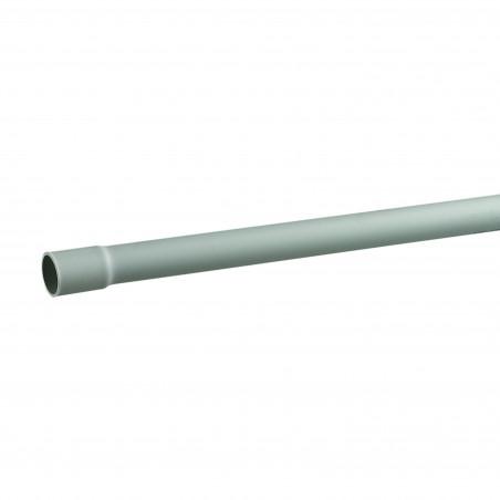 Conduit IRL 3321 diamètre 32mm gris RAL7035 (07132) - LEGRAND