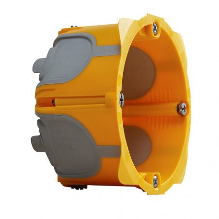 Boîte monoposte Ecobatibox profondeur 40mm (080021)