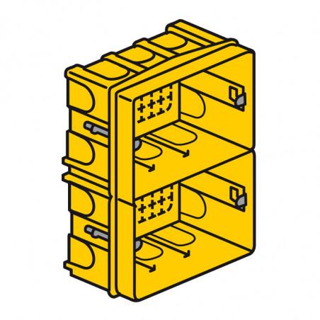 Boîte Batibox pour cloisons sèches pour écrans tactiles 3,5pouces (089379)