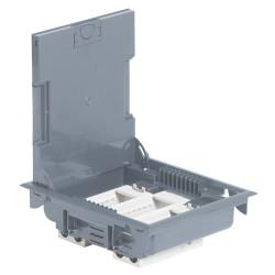Boîte de sol 75-105mm à...
