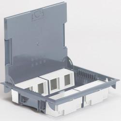 Boîte de sol 65mm à équiper...