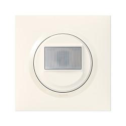 Interrupteur automatique dooxie 2 fils sans Neutre livré avec plaque carrée blanche et griffes (095014) - LEGRAND