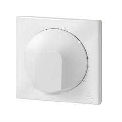 Sortie de câble IP44 dooxie livrée complète finition blanc emballage blister (095019) - LEGRAND
