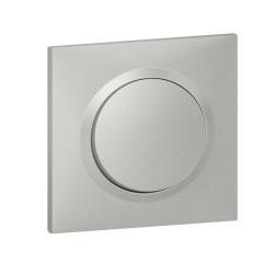Dooxie interrupteur ou va et vient aluminium complet (095040) - LEGRAND